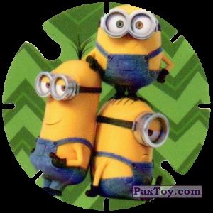 PaxToy.com - 08 Minions (Spain) из Cheetos: Minions