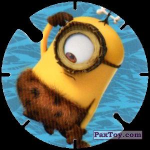 PaxToy.com - 11 Primitive Stuart (Spain) из Cheetos: Minions