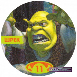 PaxToy.com - 11 ШРЕК из Cheetos: Shrek 1 (2003)