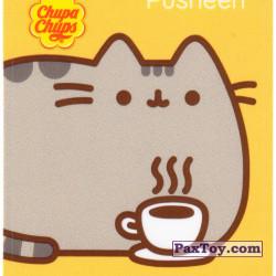PaxToy 16 Pusheen и горячая кружечка кофе