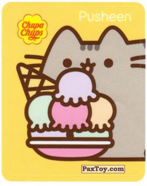PaxToy.com - 17 Pusheen любит много морожена из Chupa Chups: Pusheen