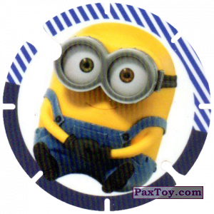 PaxToy.com - 18 Bob (Spain) из Cheetos: Minions