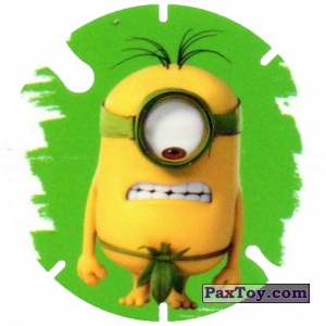 PaxToy.com - 19 Anger (Spain) из Cheetos: Minions