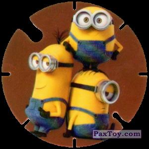 PaxToy.com - 27 Minions (Spain) из Cheetos: Minions