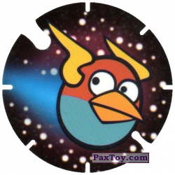 PaxToy.com - 28 Blue Bird Space из Cheetos: Angry Birds Space Tazo