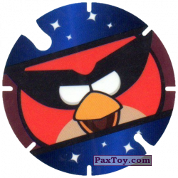 PaxToy.com - 30 Red Bird из Cheetos: Angry Birds Space Tazo