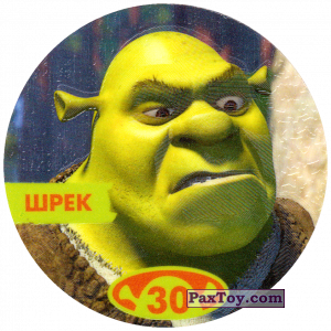 PaxToy.com - 30 ШРЕК из Cheetos: Shrek 1 (2003)