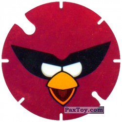 PaxToy.com - 41 Space Red Bird из Cheetos: Angry Birds Space Tazo