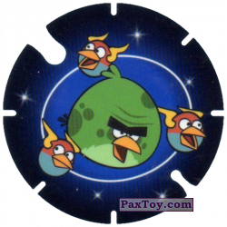 PaxToy.com - 42 Terence and Blue Birds из Cheetos: Angry Birds Space Tazo