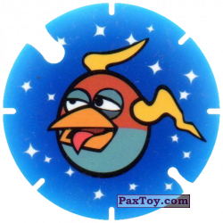 PaxToy.com - 47 Blue Bird из Cheetos: Angry Birds Space Tazo