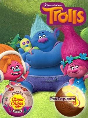 PaxToy Choco Balls: Тролли