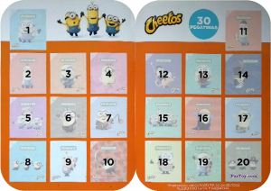 PaxToy Фото материалы   05 Cheetos 2015 Minions (Spain)   Альбом 2