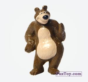 PaxToy.com - 01 Миша из Choco Balls: Маша и Медведь 1