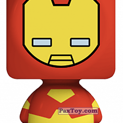 PaxToy 01 Железный человек (Blokhedz)