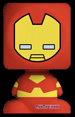 PaxToy.com - 01 Железный человек из Белмаркет: Время героев (Blokhedz)