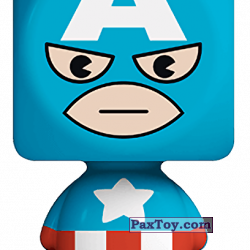 PaxToy 03 Капитан Америка (Blokhedz)