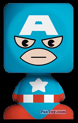 PaxToy.com - 03 Капитан Америка из Гиппо: Время героев (Blokhedz)