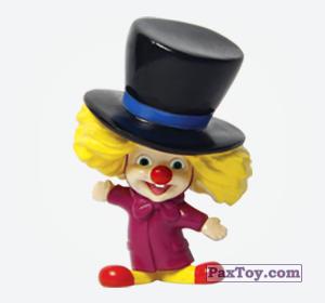05 Маша в костюме клоуна