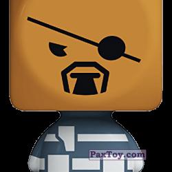 PaxToy 05 Ник Фьюри (Blokhedz)