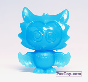 PaxToy.com - 07 Сэр Ух-Ух-Лот из Choco Balls: Monster High