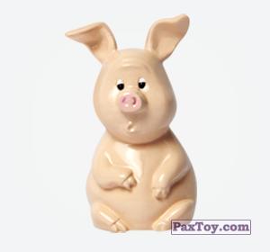PaxToy.com  Игрушка, Фигурка 07 Свинья Роза из Choco Balls: Маша и Медведь 1