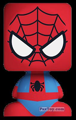 PaxToy.com - 09 Человек-паук из Белмаркет: Время героев (Blokhedz)