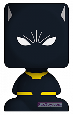 PaxToy.com - 10 Черная пантера из Гиппо: Время героев (Blokhedz)