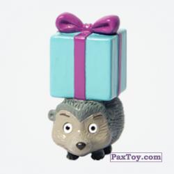 PaxToy 10 Ёж (Маша и Медведь 1)