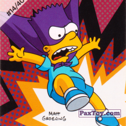 PaxToy #14 of 40 Bartman