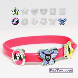 PaxToy 15 Красный браслет (Monster High)