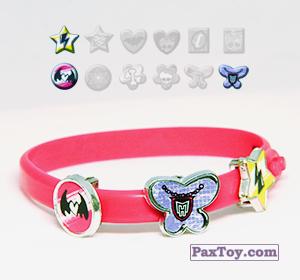 PaxToy.com - 15 Красный браслет из Choco Balls: Monster High