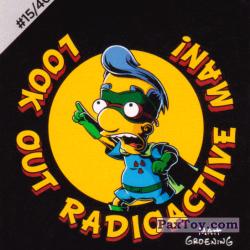 PaxToy #15 of 40 Look Uot Radioactive Man!