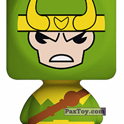 PaxToy 21 Локи (Blokhedz)