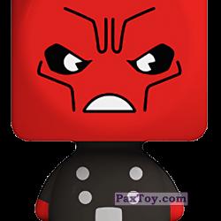 PaxToy 23 Красный череп (Blokhedz)