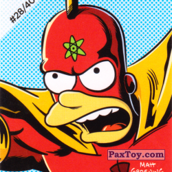 PaxToy #28 of 40 Radioactive Man