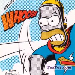 PaxToy #31 of 40 Pieman   Whoosh