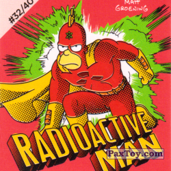 PaxToy #32 of 40 Radioactive Man