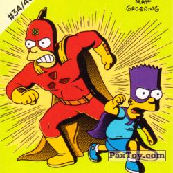 PaxToy #34 of 40 Radioactive Man and Bartman