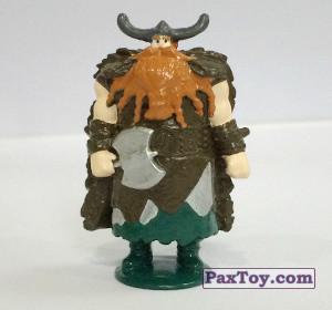 PaxToy.com - 8 Стоик Обширный из Choco Balls: Драконы