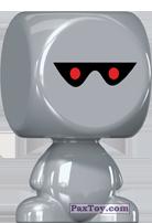 PaxToy.com - 01 Amazo (Сторна-back) из Norfa: Superherojai (Blokhedz)