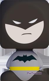 PaxToy.com - 01 Batman из Z Energy: DC Super Heroes (Blokhedz)