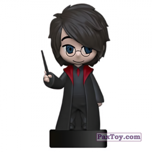 PaxToy.com  Фигурка 01 Harry Potter из Esselunga: Harry Potter WIZZIS