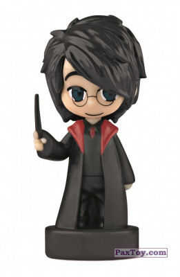 PaxToy.com - 01 Harry Potter (Сторна-back) из Esselunga: Harry Potter WIZZIS