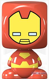 PaxToy.com - 01 Iron Man из Z Energy: Marvel Avengers (Blokhedz)