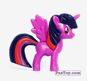 PaxToy.com - 01 Сумеречная Искорка из Choco Balls: My Little Pony