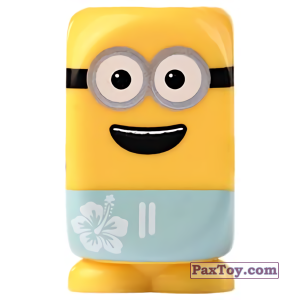PaxToy.com - 02 Dave Viaggiatore из Esselunga: Despicable Me (Blokhedz)