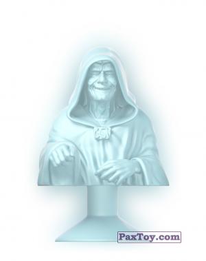 PaxToy.com - 02 Imperator из Lidl: Star Wars Stikeez