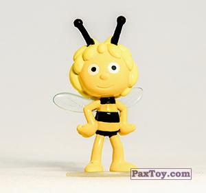 PaxToy.com - 02 Майя из Choco Balls: Пчелка Майя