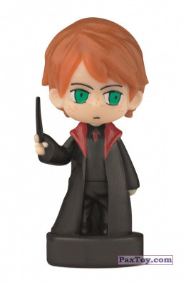 PaxToy.com - 02 Ron Weasley (Сторна-back) из Esselunga: Harry Potter WIZZIS
