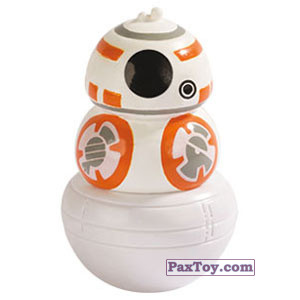 PaxToy.com - 03 BB-8 из Esselunga: Star Wars 2.0 - Rollinz 2018